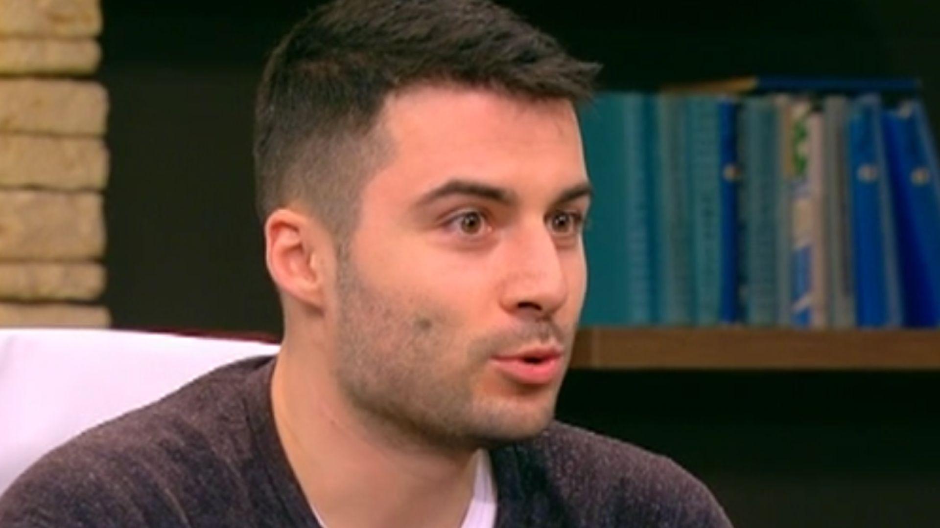 Желяз Андреев: Ако отида в Америка, рискът да бъда задържан е голям