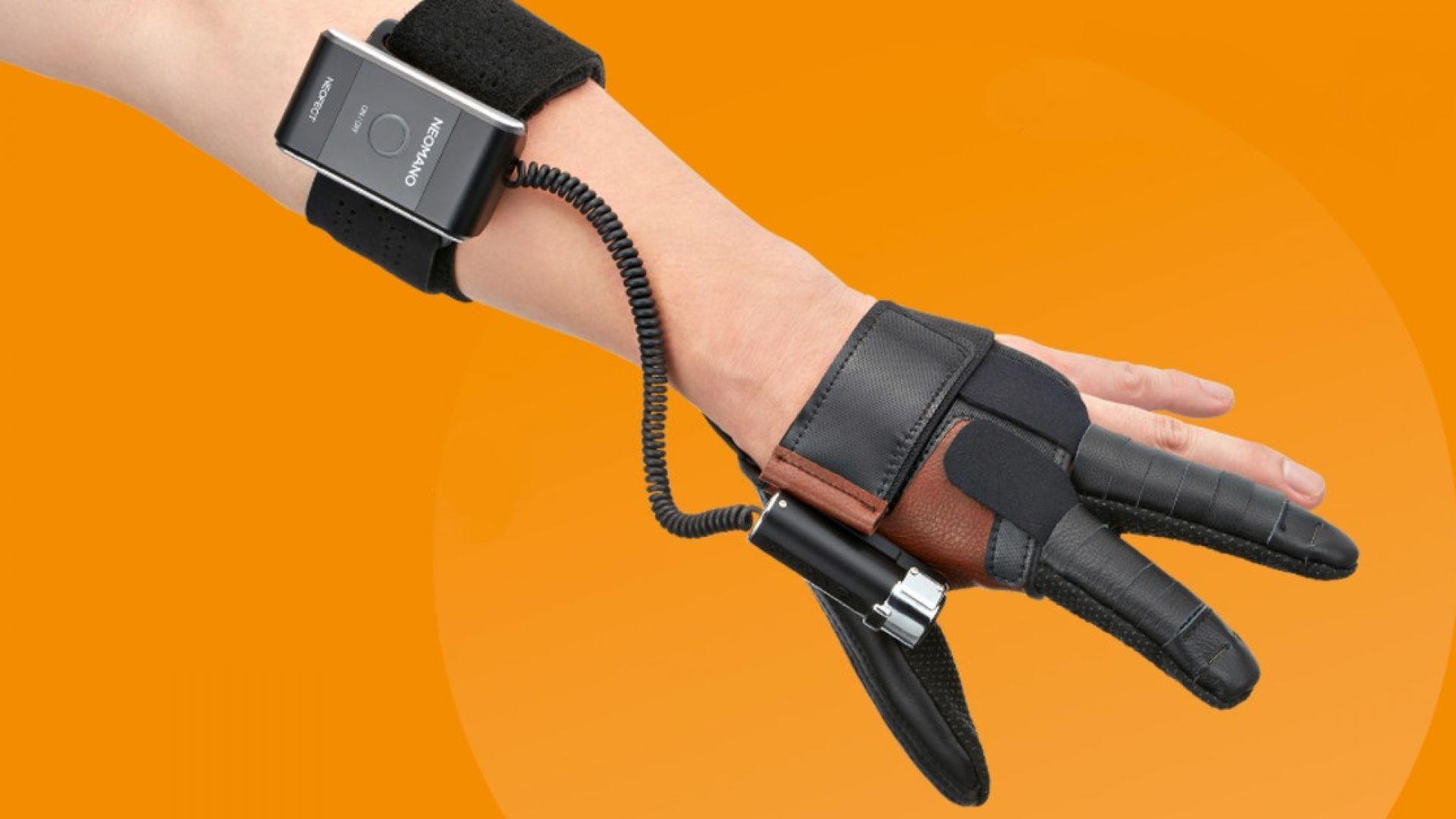 Роботизирана ръкавица ще помага на хора с парализа