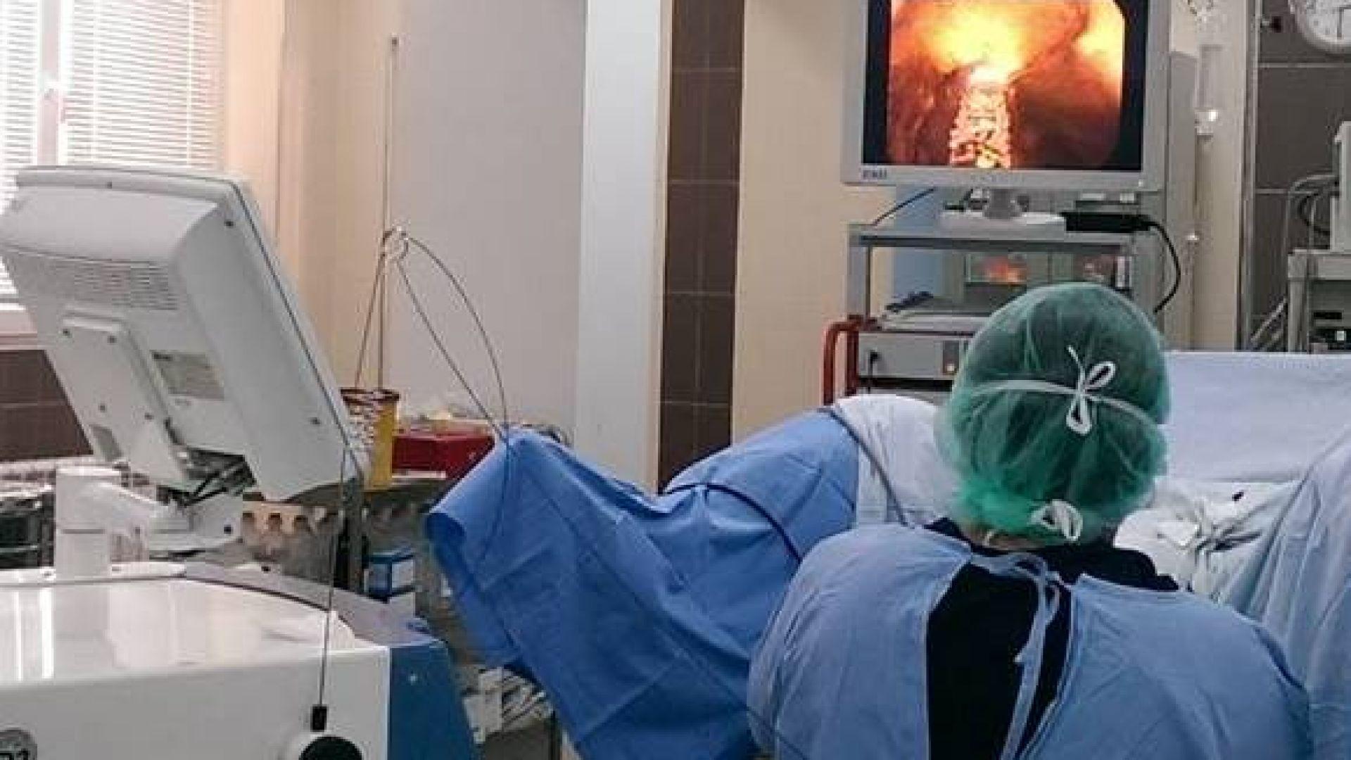 Лазерна хирургия на простатата в Лейзър Мед - първокласна техника и най-голям опит в България
