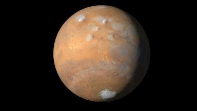 НАСА с нова порция снимки от Марс (галерия)