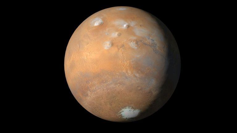 На Марс може да се произвежда ракетно гориво