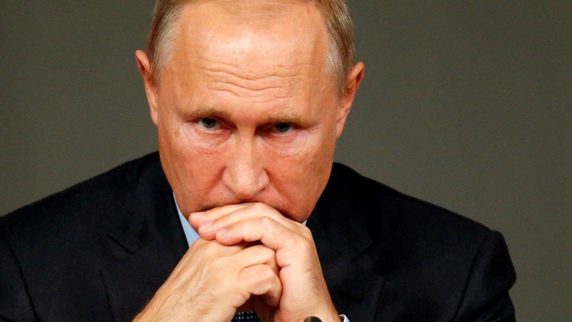 Путин: С пещерен национализъм опитват да създадат безлични протекторати