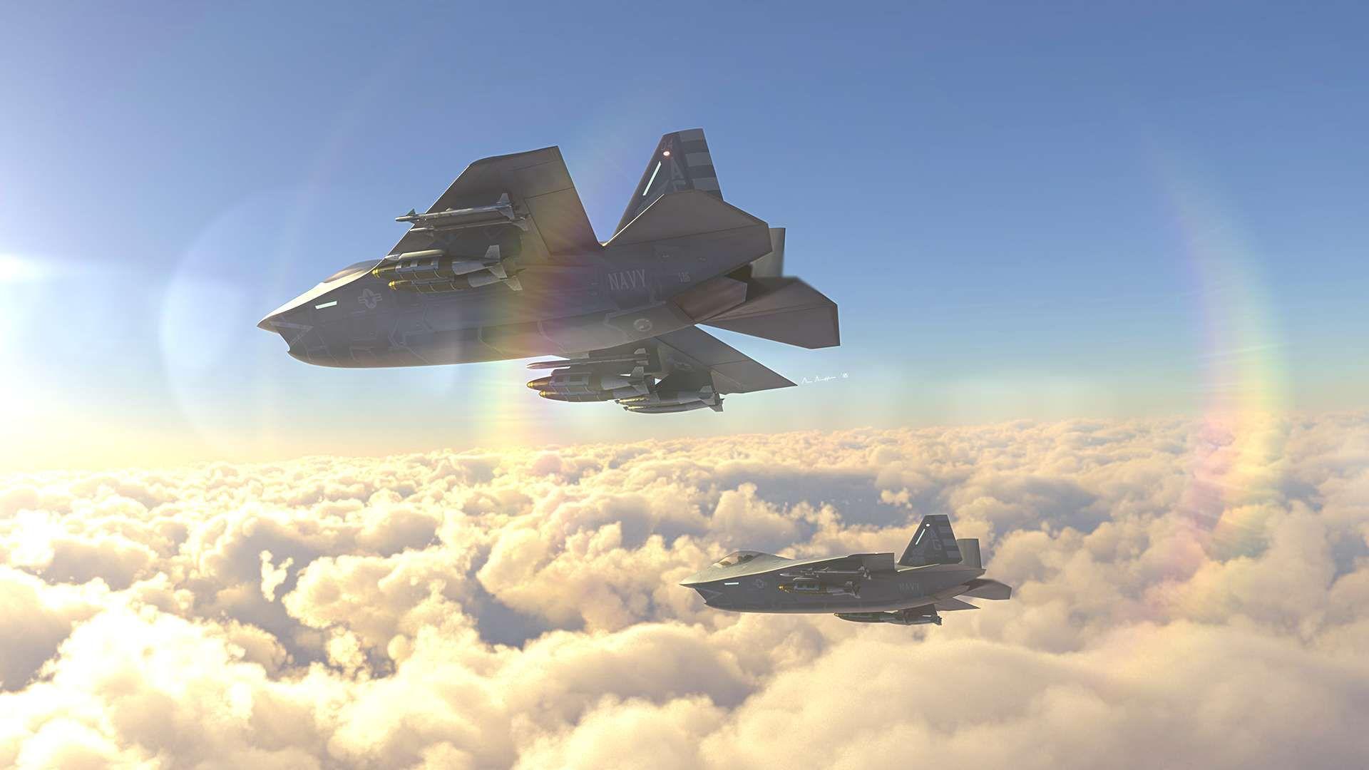Имаше ли САЩ по-добра алтернатива на F-35