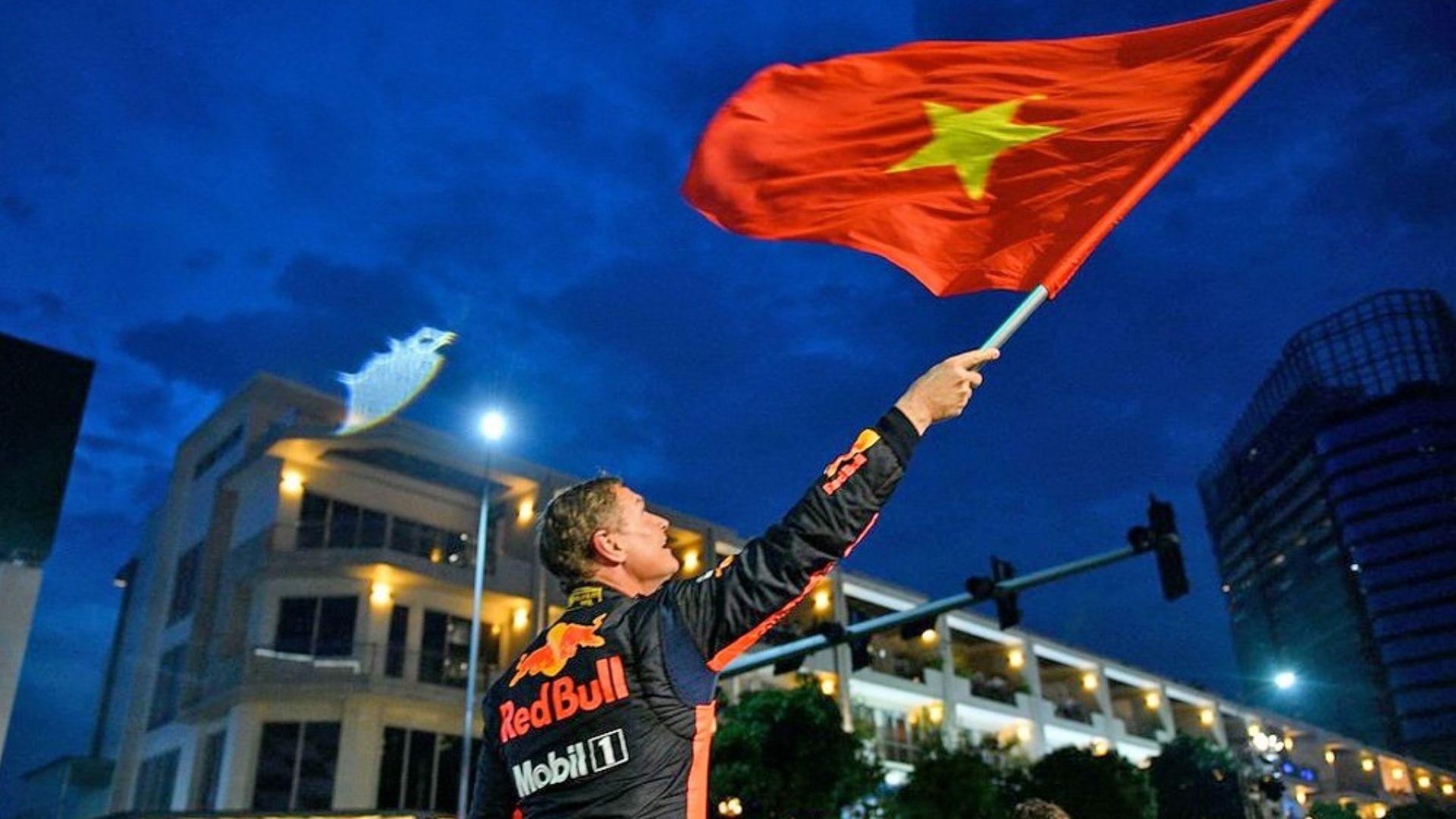 """Виетнам ще приеме старт от """"Формула 1"""""""