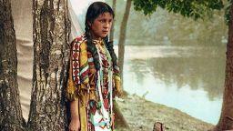 Романтичният и суров свят на индианците от края на 19 век