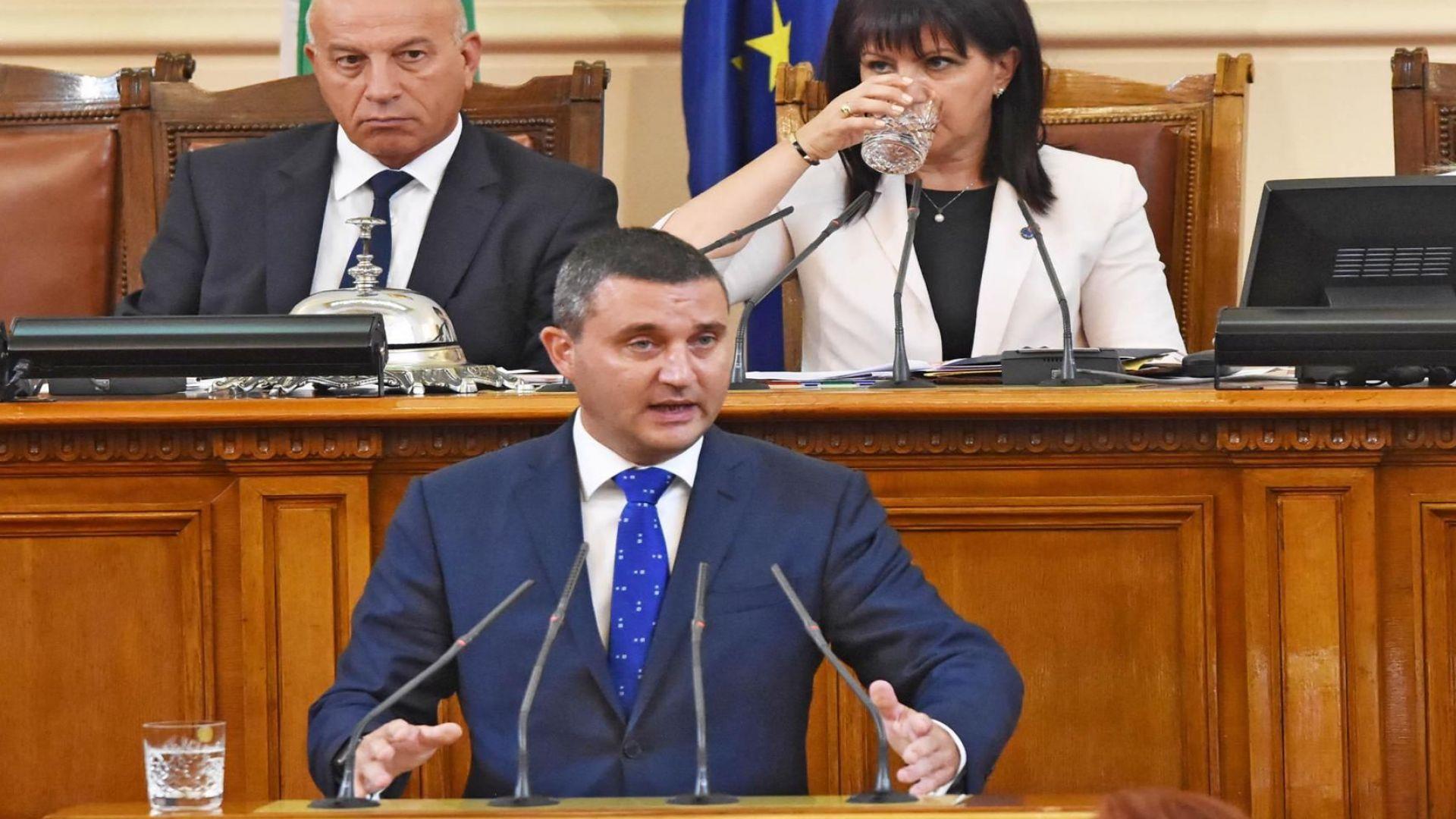 Бюджет 2019  очаквано мина през 3 парламентарни комисии