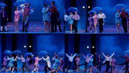 """Орлин Горанов и Мариан Бачев в главните роли на мюзикъла """"Да пееш под дъжда"""""""