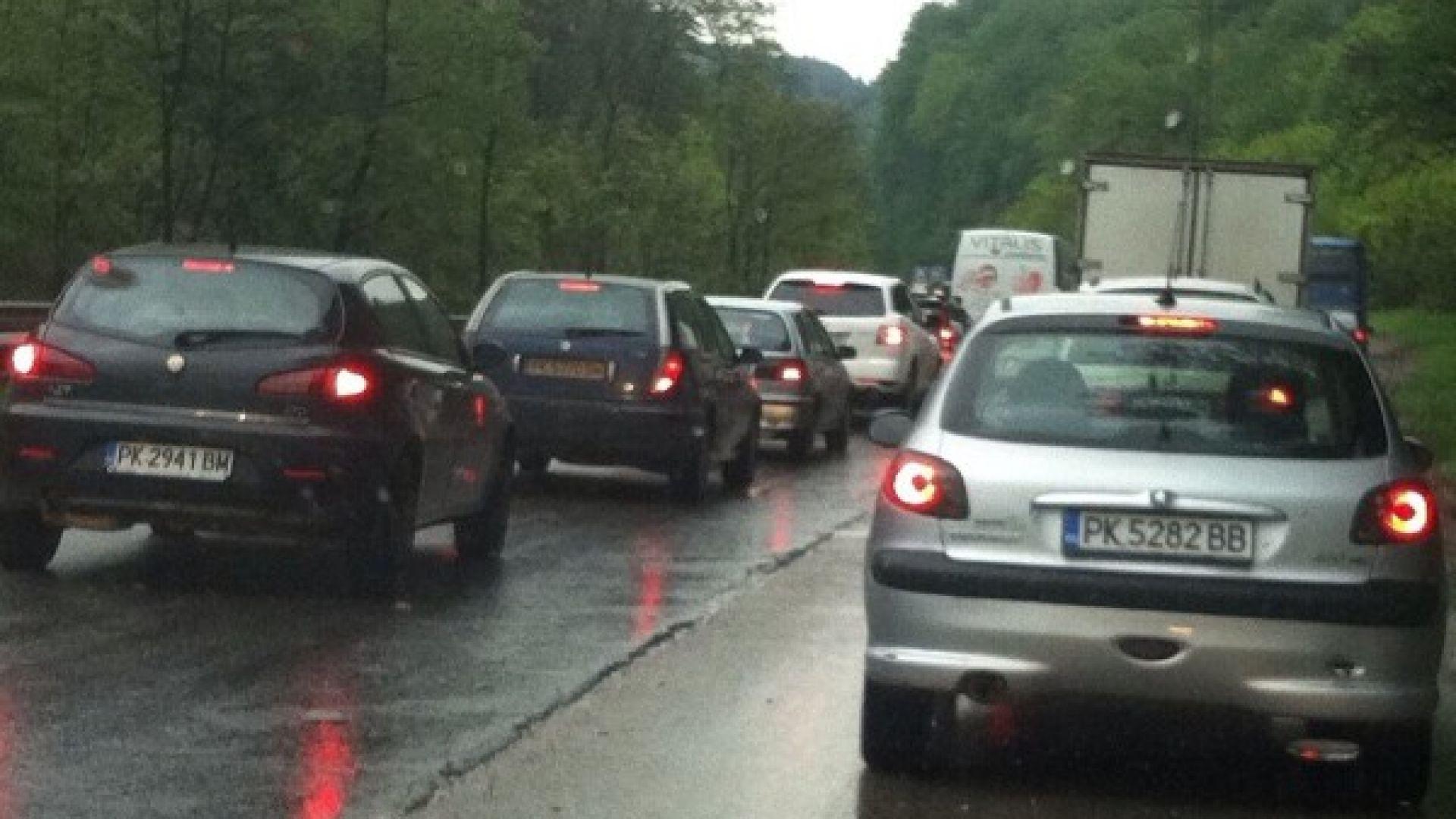 Голямото прибиране - ето как ще облекчават трафика към столицата