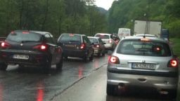 Нова тапа на пътя София-Перник, започва ремонтът при Владая