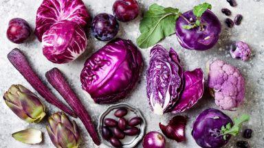 Да хапнем в лилаво за великолепно настроение през есента