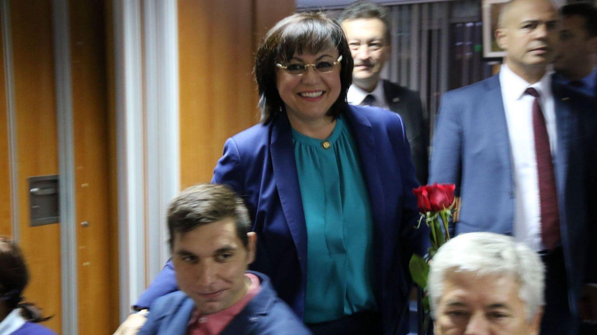 Корнелия Нинова: Която партия се е докоснала до ГЕРБ, е приключила със своето политическо бъдеще