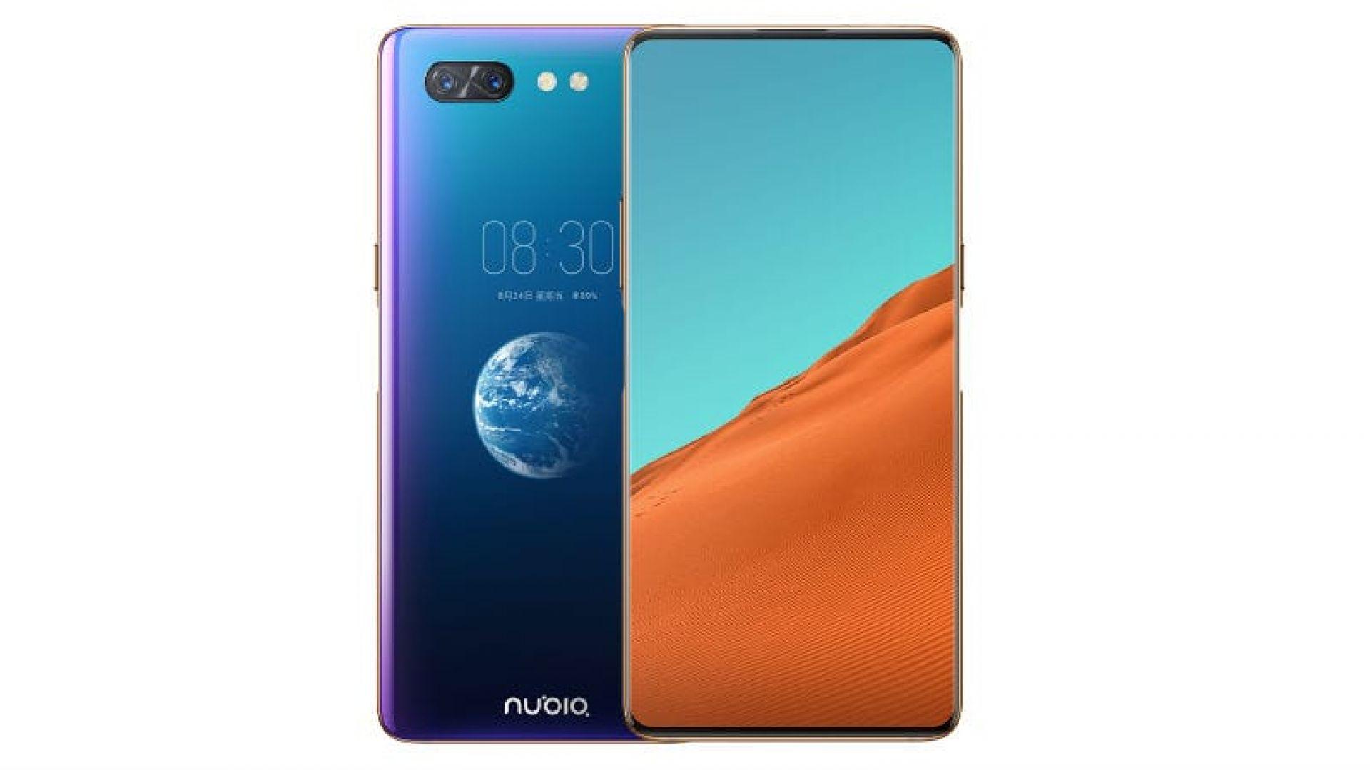 Смартфон с два дисплея и премиум хардуер за 400 евро