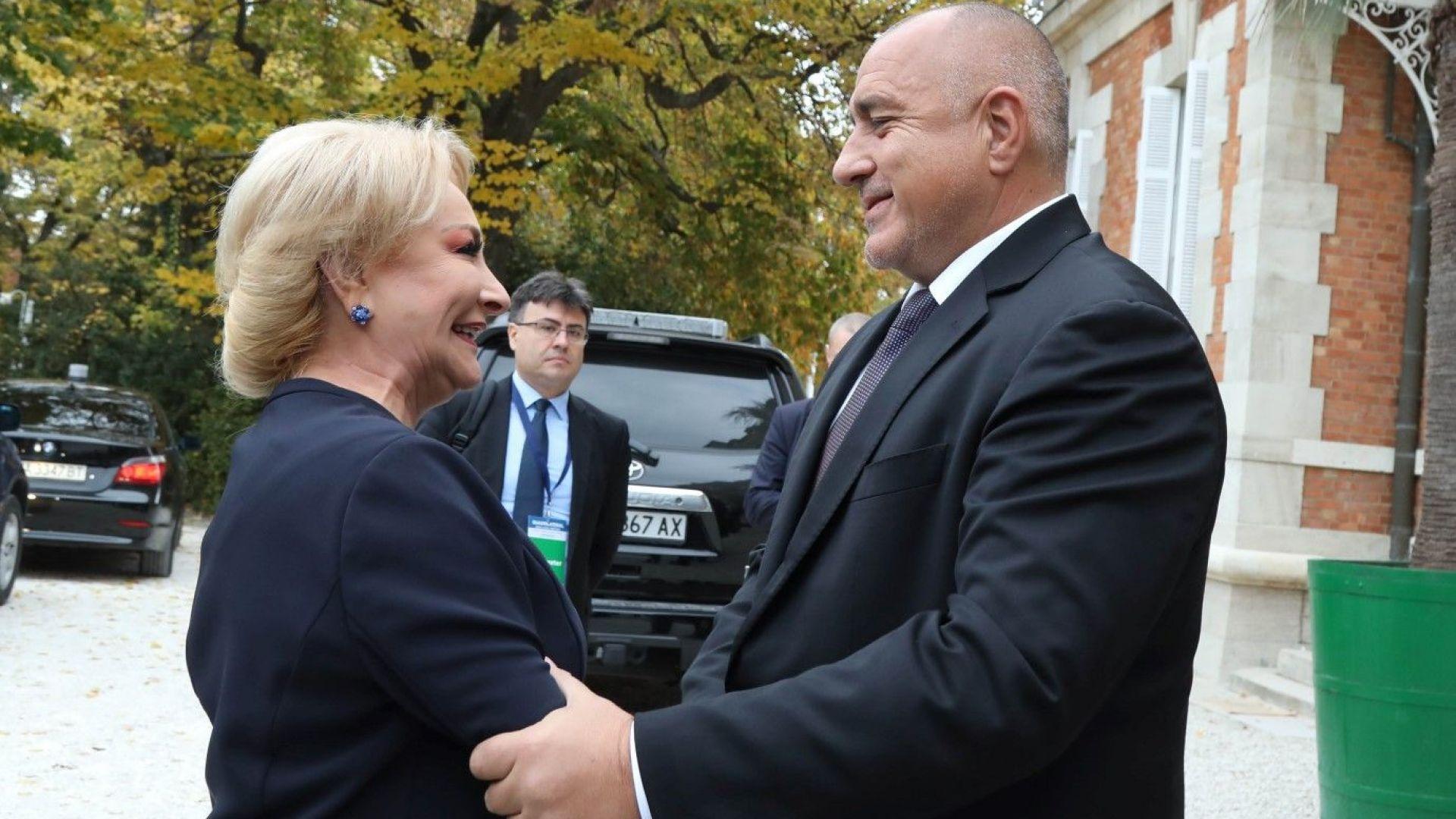 Борисов посрещна Ципрас, Дънчила и Вучич за срещата на високо равнище в Евксиноград