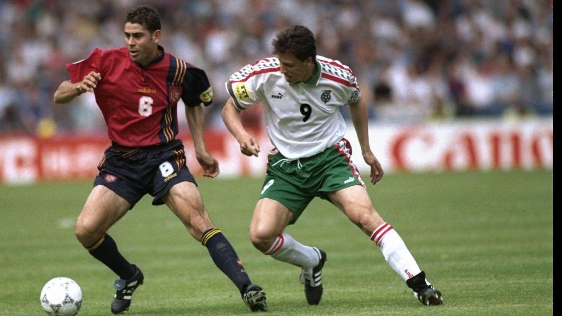 Испански треньор сравни Кристиано Роналдо с Любо Пенев