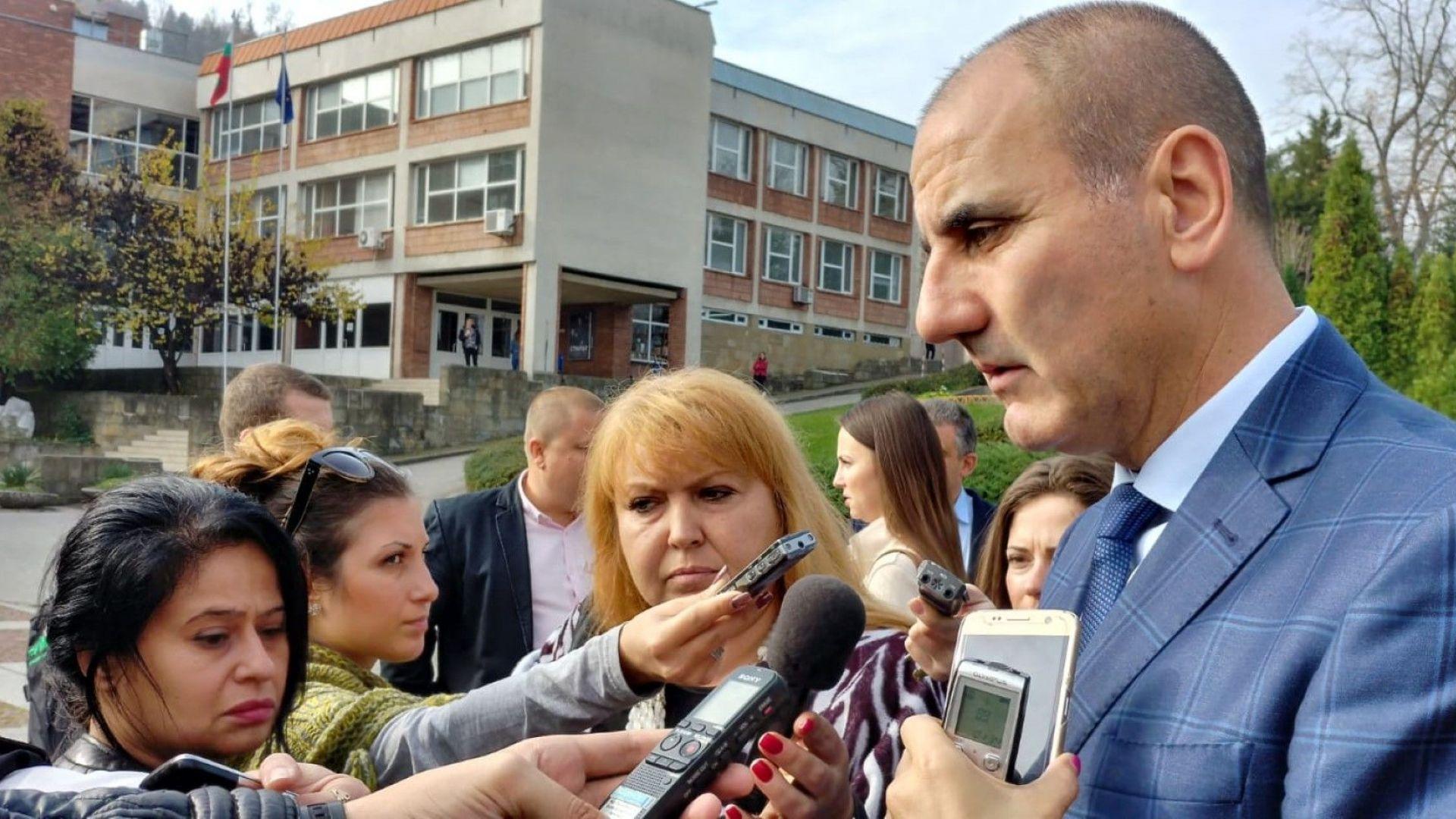 Цветанов: Не може да се говори за криза при рекордно висок БВП