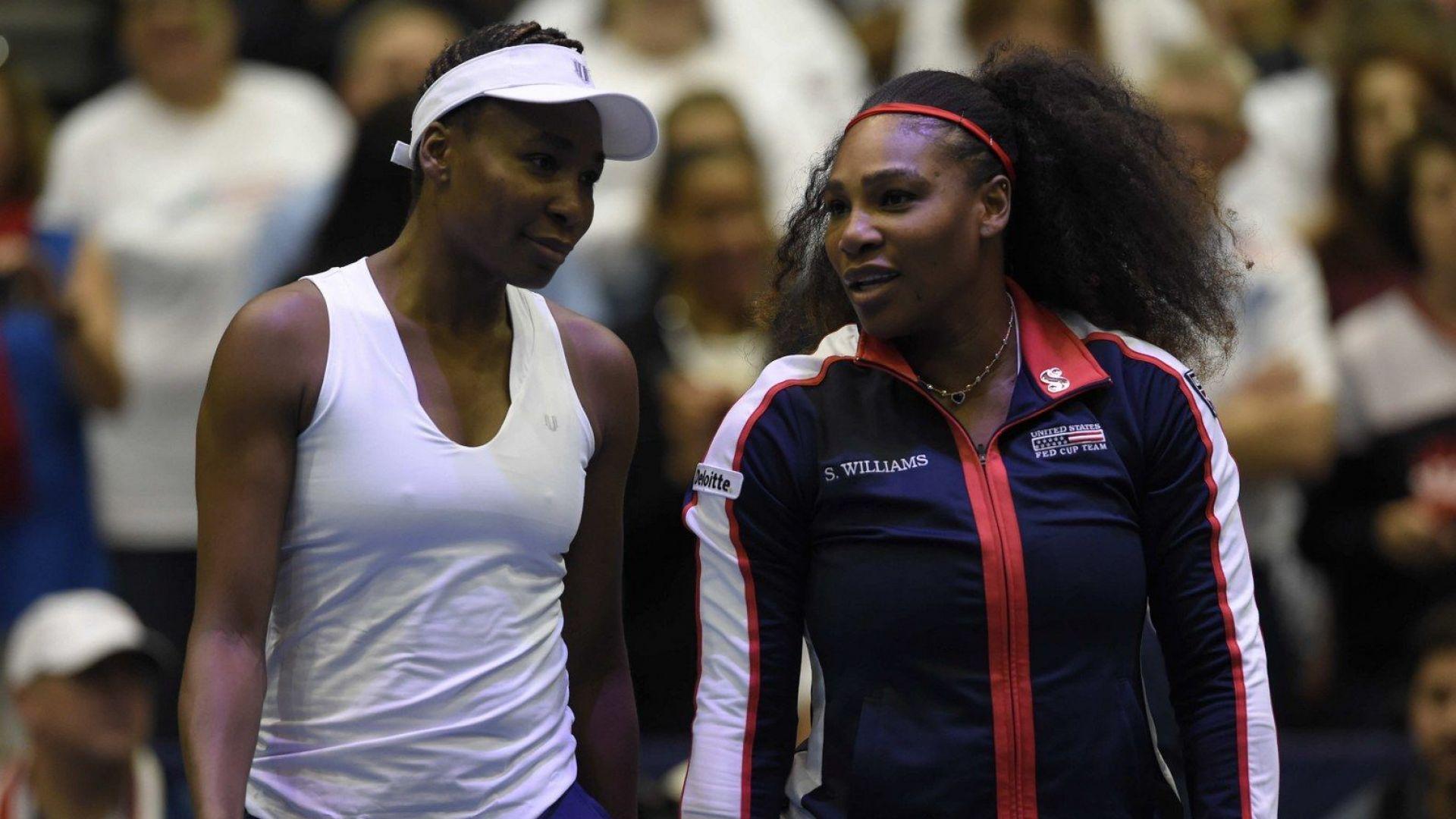 Сестрите Уилямс и други две звезди отказаха на САЩ за финала