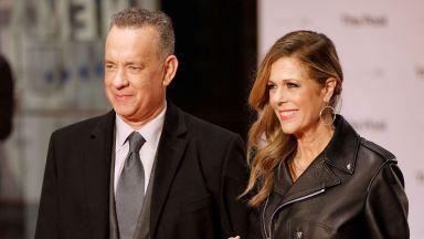 Том Ханкс и съпругата му са заразени с Covid-19