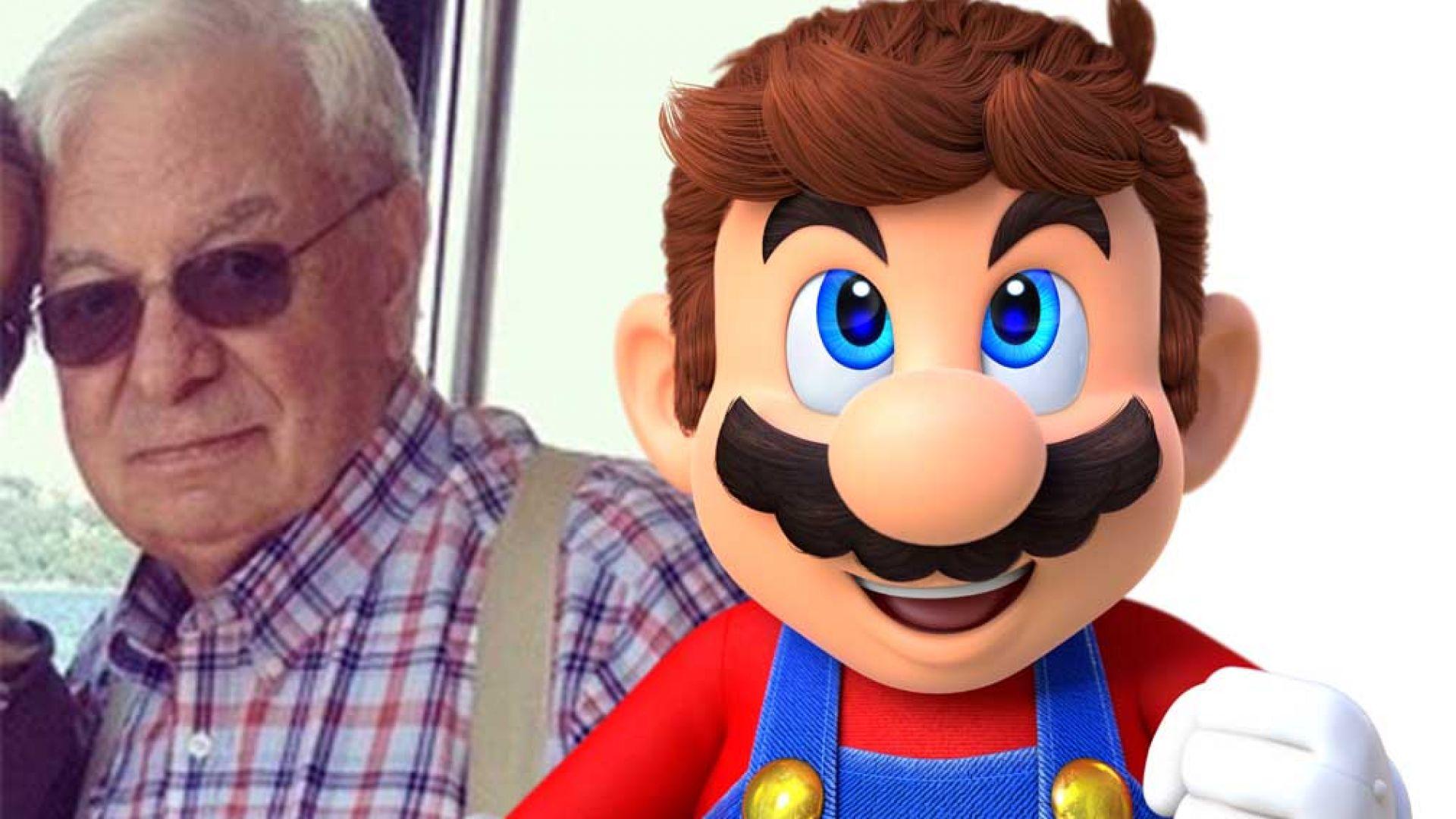 """Почина """"истинският Супер Марио"""""""