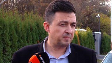 Красимир Иванов: Левски е готов да преиграва с Черно море и ЦСКА
