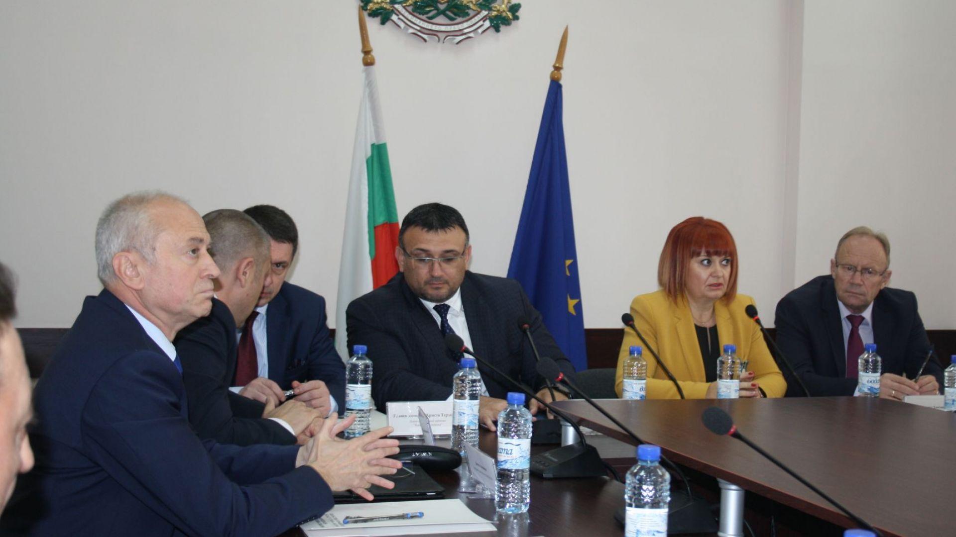 Младен Маринов обяви мерките, с които ще бори престъпността