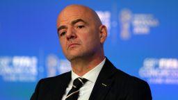 ФИФА не отдаде значение на разследване срещу Джани Инфантино
