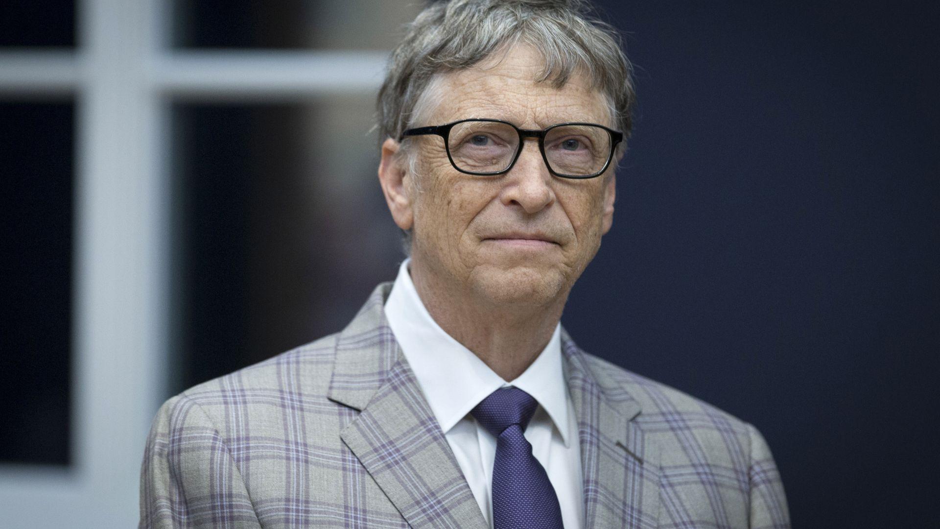 Силициевата фотоника заинтригува Бил Гейтс