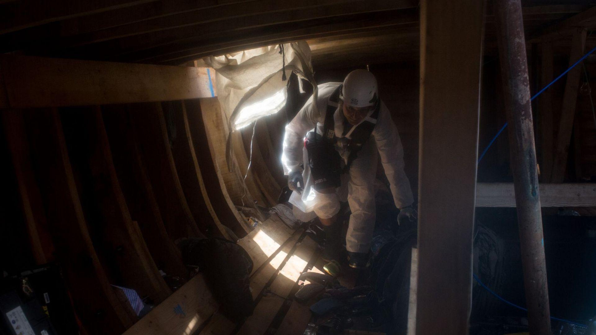 Окриха 9 трупа в къща след наводненията в Сицилия
