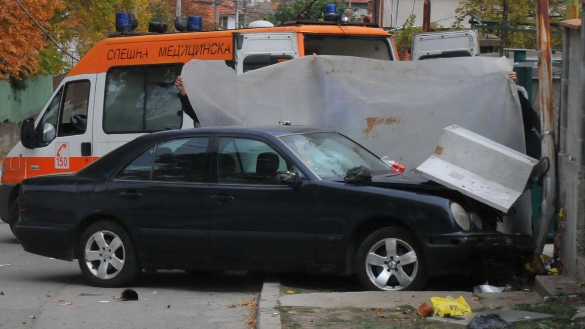 Повдигнаха обвинение на шофьора, блъснал две жени в Карнобат