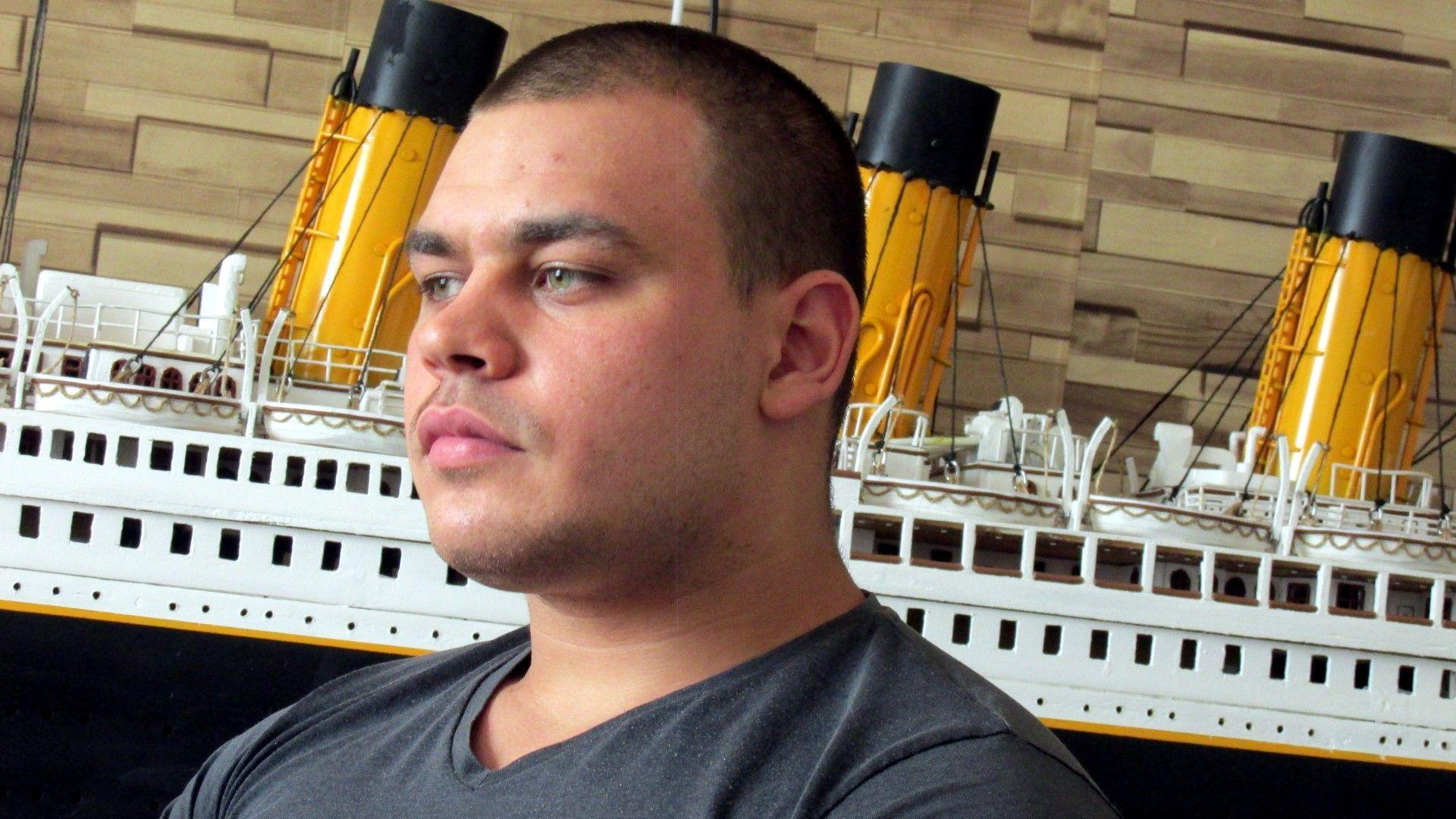 """Българин си направи """"Титаник"""""""