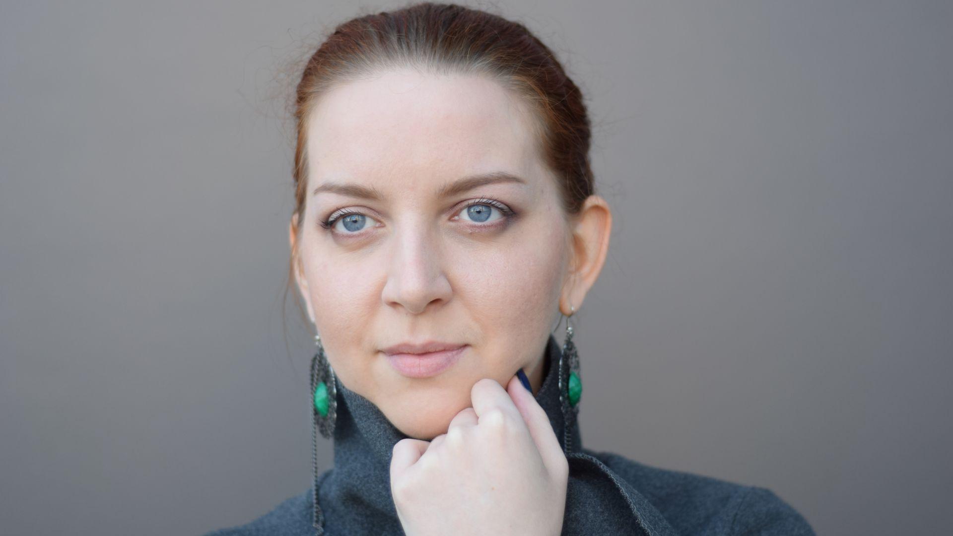 Карина Карагаева сертифициран корпоративен треньор с опит в IBM и Apple