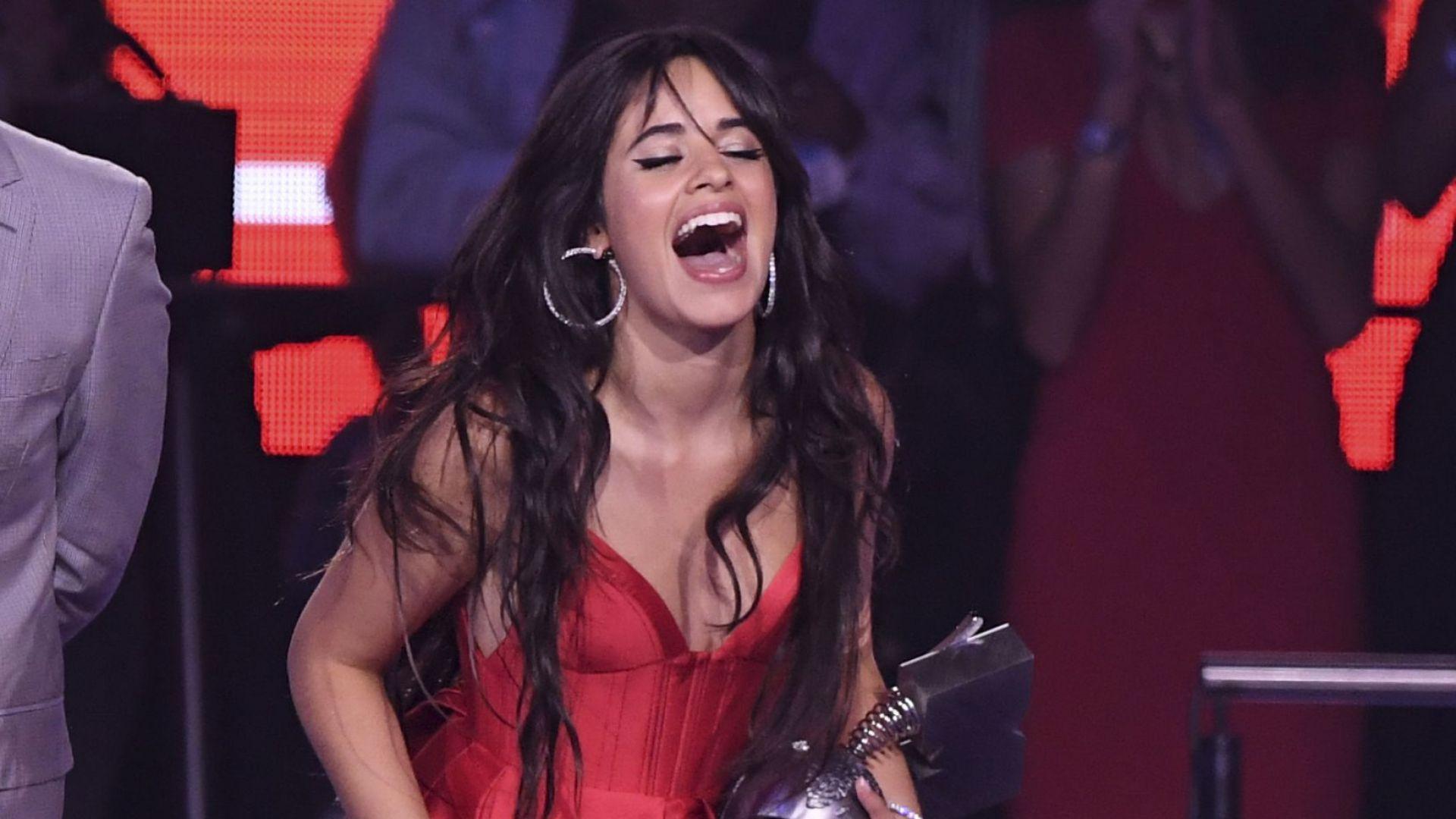 Камила Кабело е големият победител на Европейските награди на  MTV