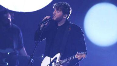 Джеймс Артър представи новия си сингъл в X Factor