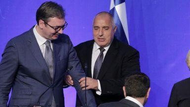 Вучич: Защо Борисов не е поканен на срещата за Западните Балкани?