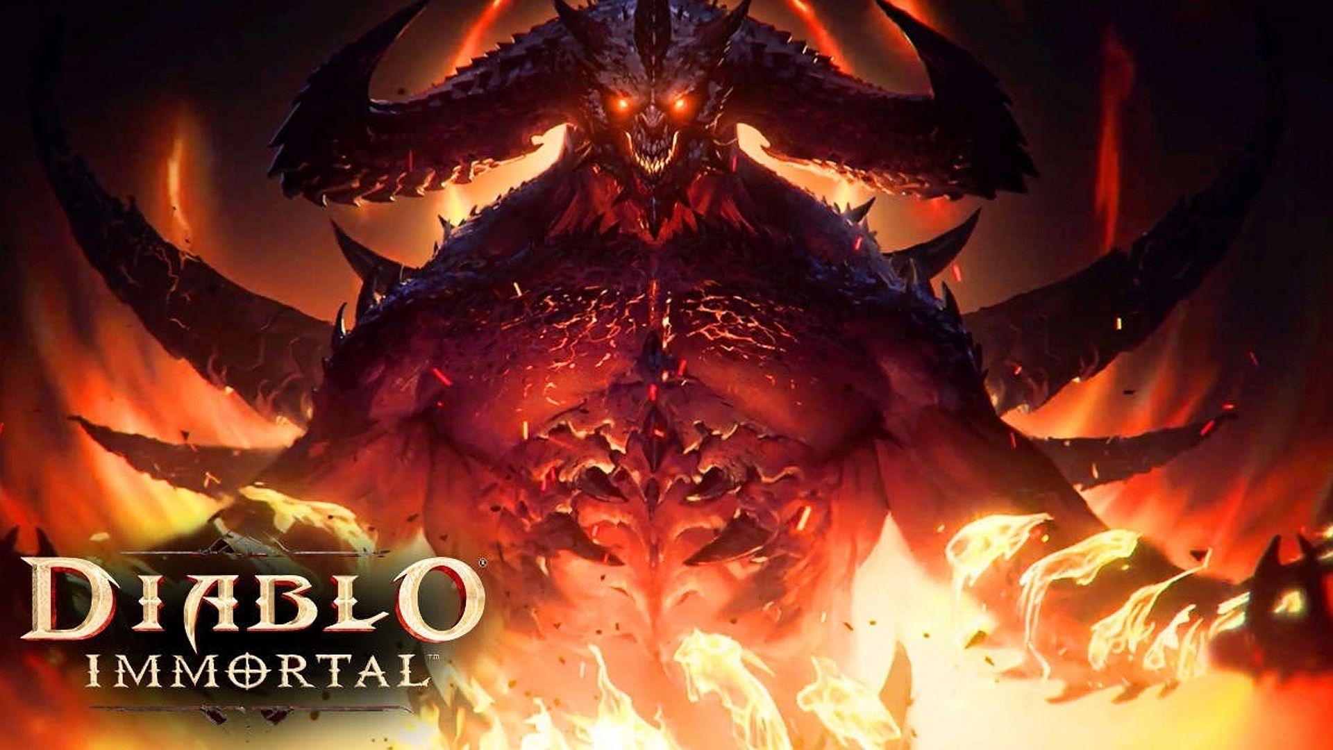 Diablo става игра за телефони