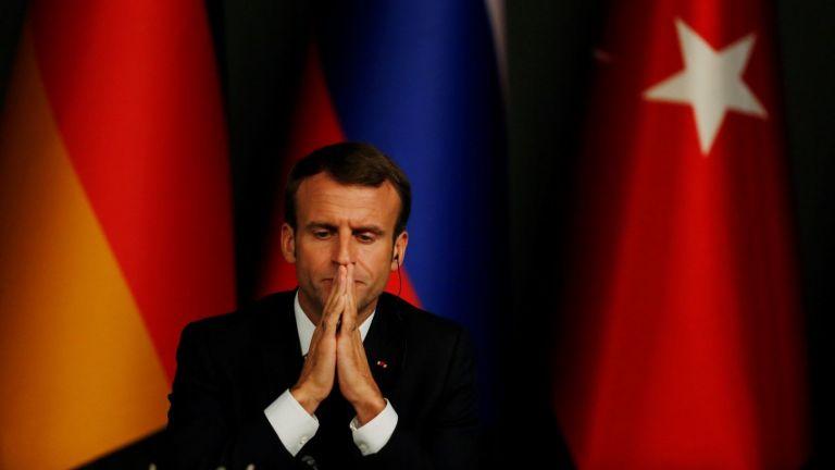 Франция издаде заповеди за арест на трима високопоставени сирийци