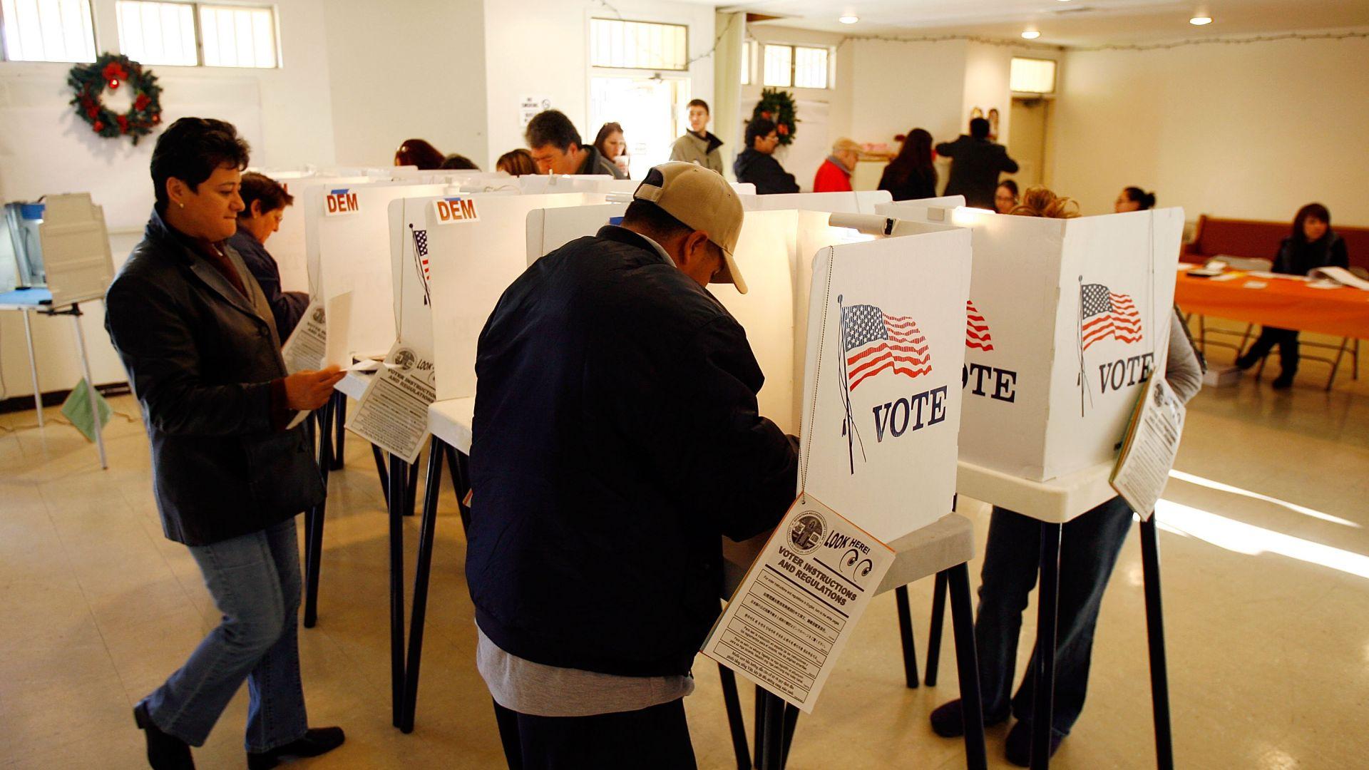 Загадъчният вот на латиносите в САЩ
