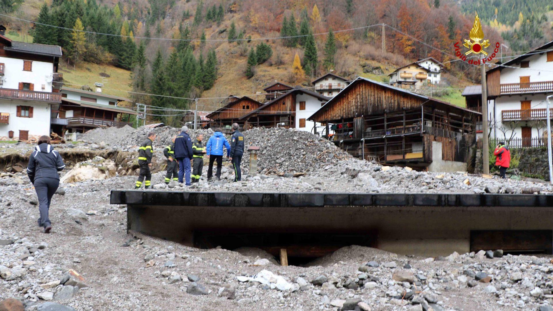 Смъртоносните порои в Италия възродиха спора за незаконните строежи