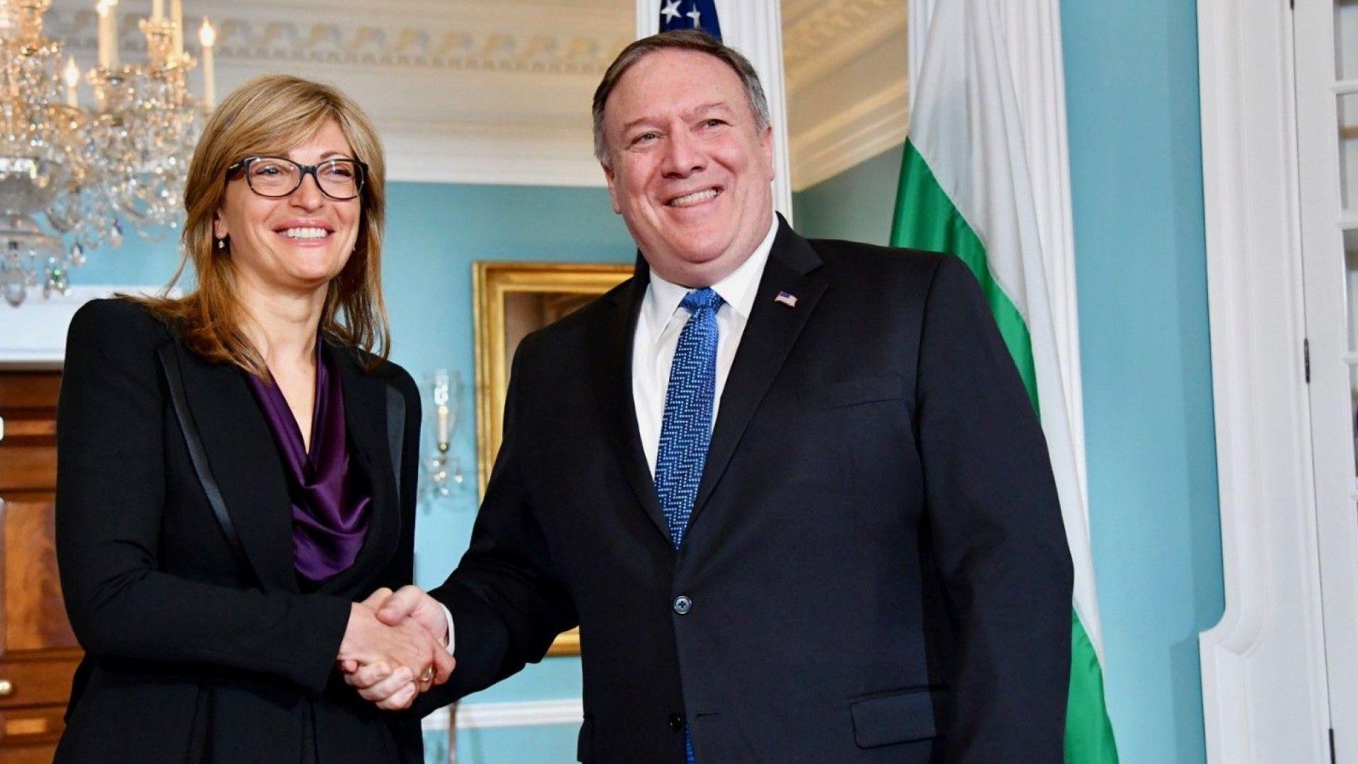 Няма напредък за US визите, но пък Борисов ще посети САЩ
