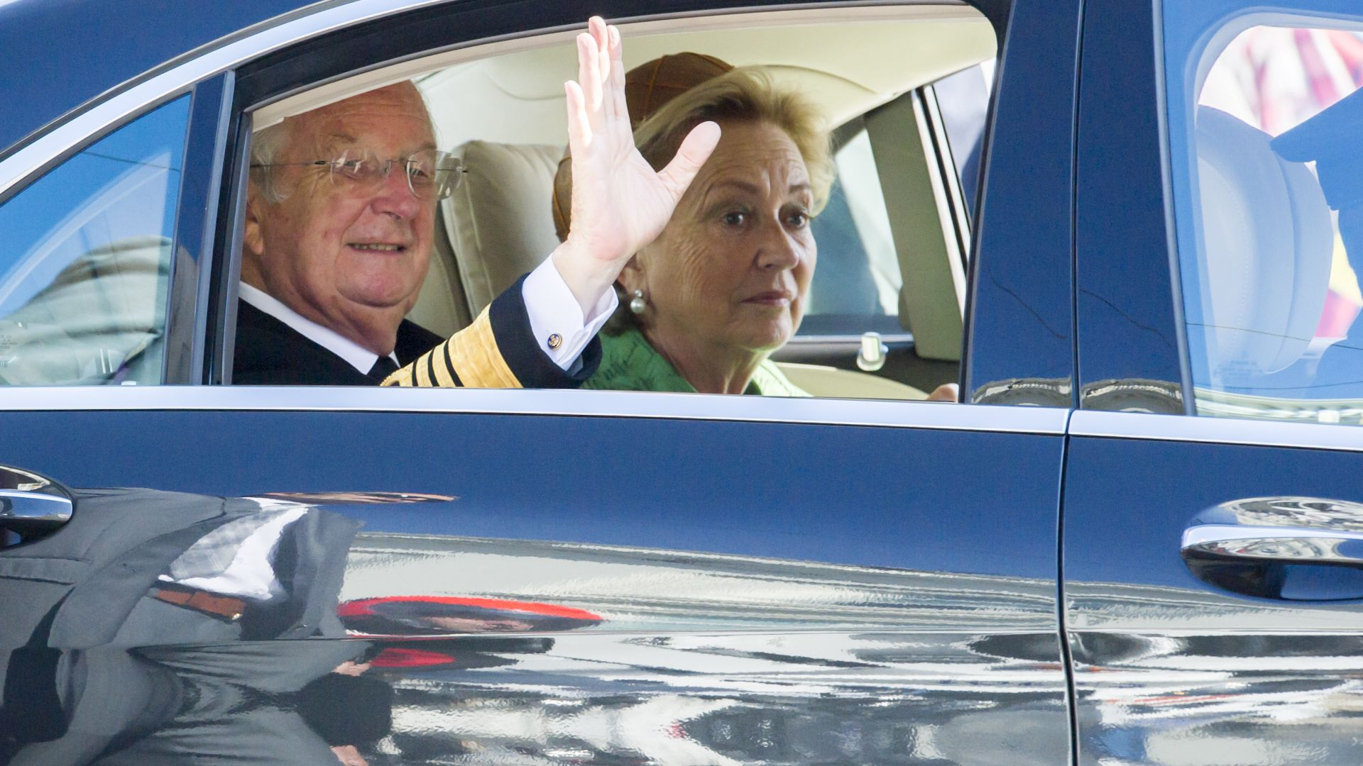 Бившият крал Албер II ще се подложи на ДНК тест заради недоказано бащинство