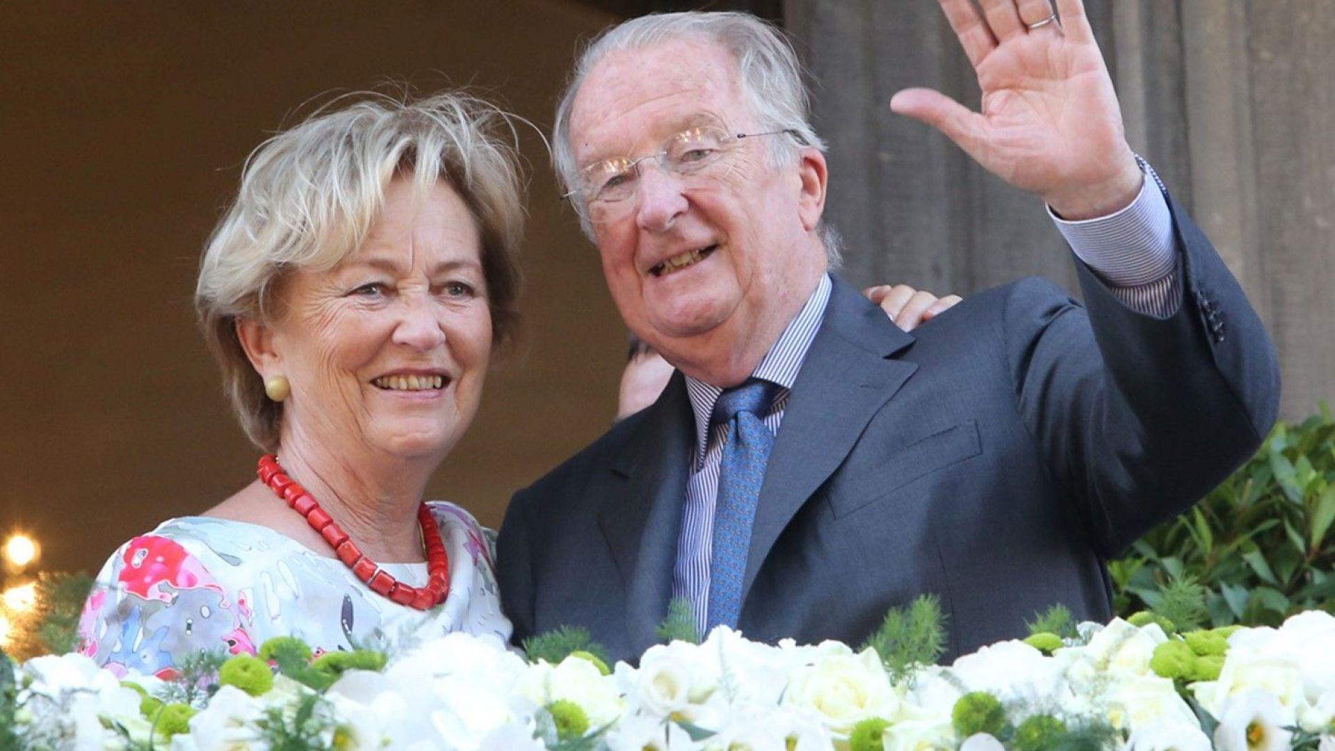 Глоба от € 5000 на ден грози бившия белгийски крал по делото за бащинство