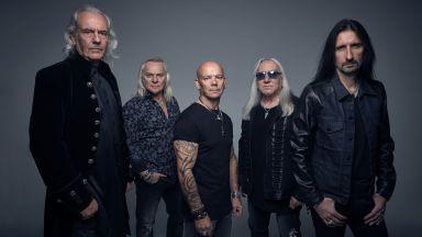 Uriah Heep отбелязват 50 години на сцена с концерт в София