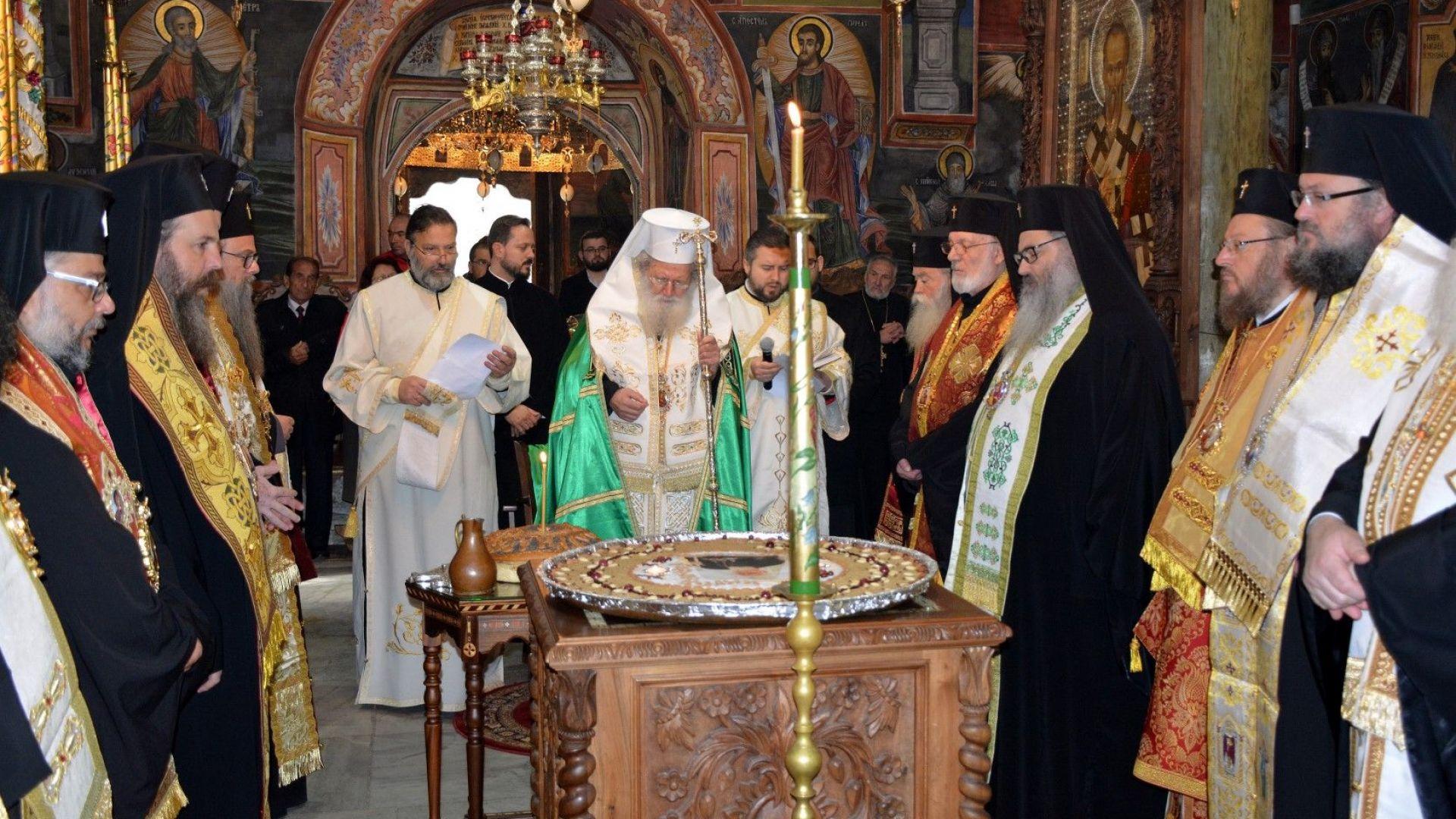 Митрополит: 300 милиона православни няма да могат да служат заедно