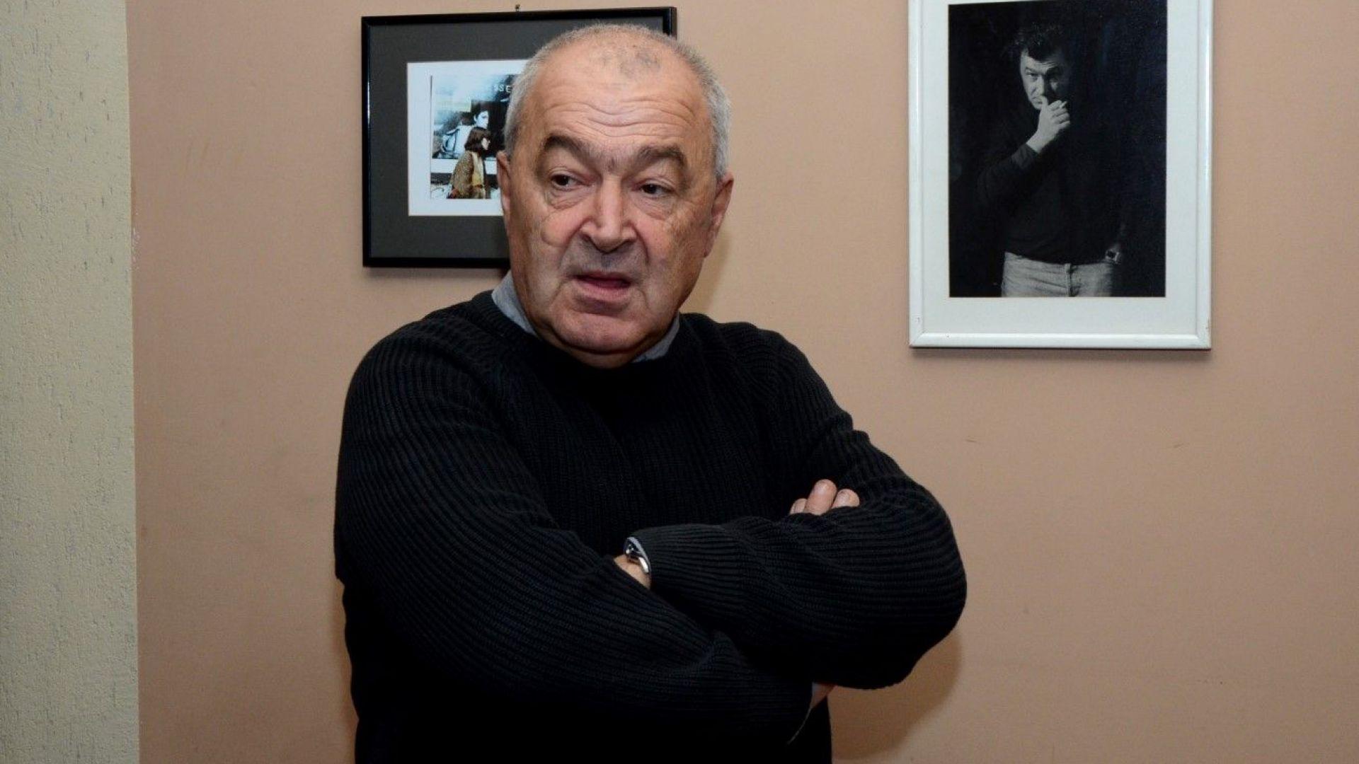 Режисьорът Петър Попзлатев е в болница след катастрофа на път за Гърция