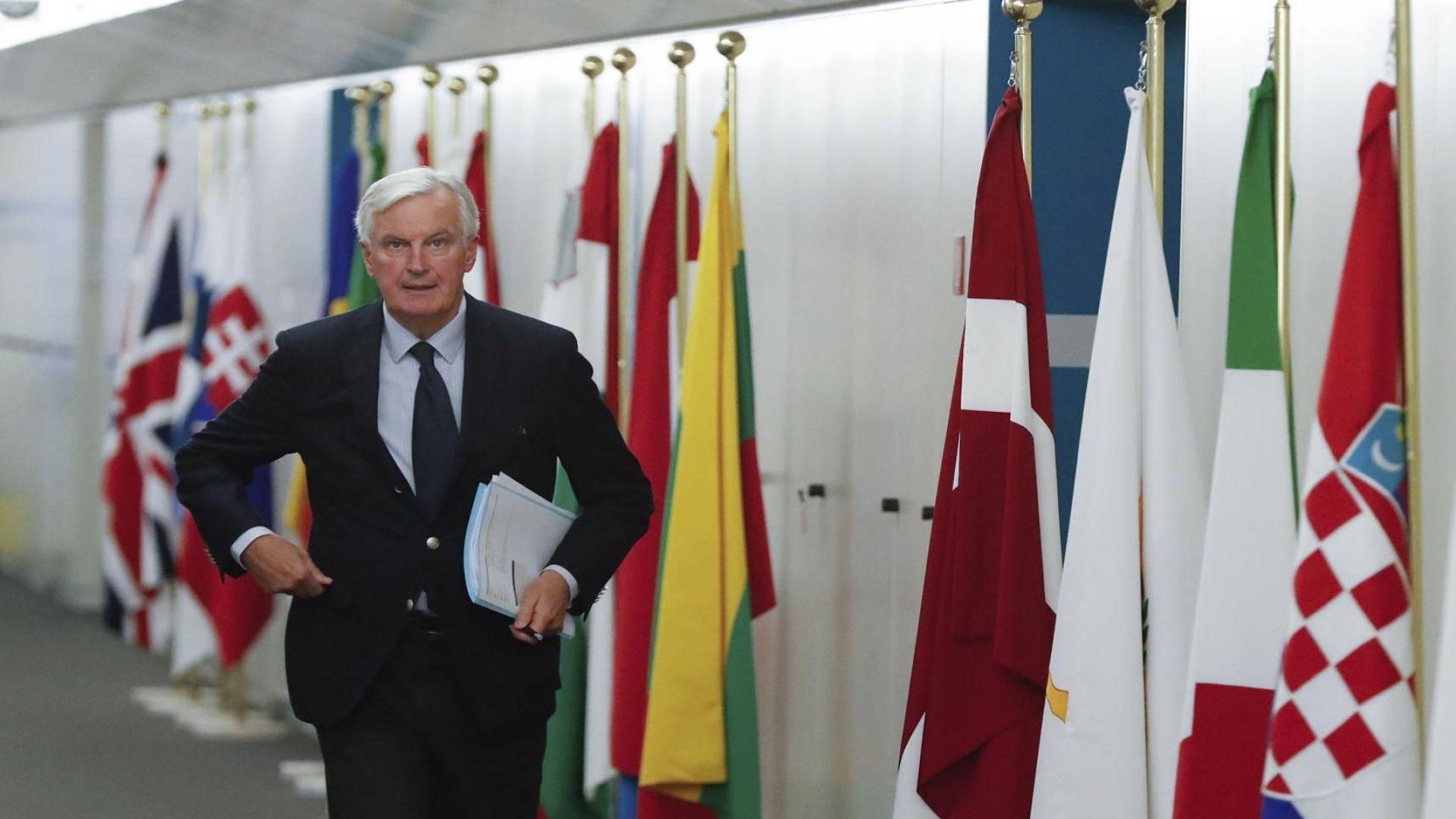 Няма сделка за Брекзит без решение за границата на Ирландия