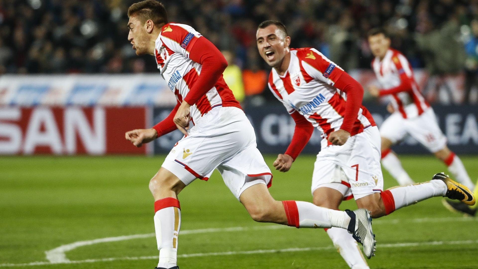Белград празнува, Цървена Звезда шокира Ливърпул