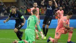 Барселона отново не успя да превземе крепостта на Интер