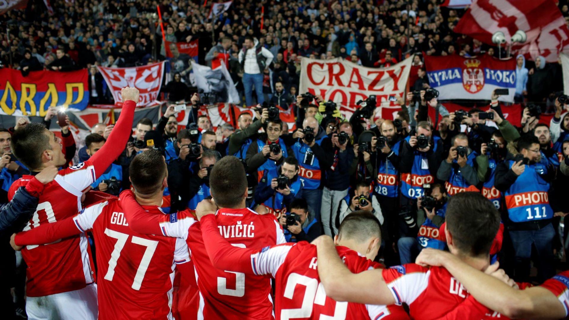 Вирусът удари и сръбския футбол - пет положителни проби при шампионите
