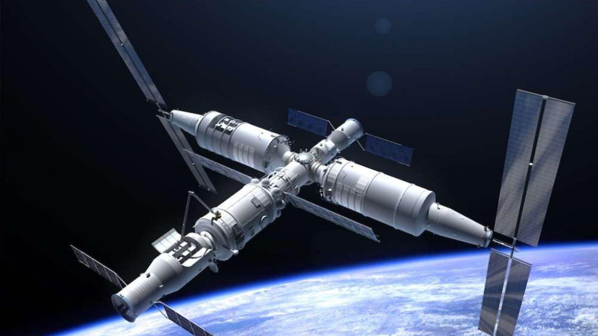 Китай праща четири пилотирани мисии в Космоса