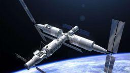 Китай започва създаването на своята космическа станция
