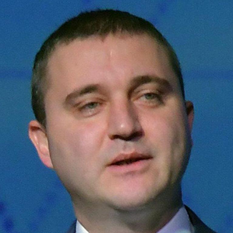 Владислав Горанов, финансов министър